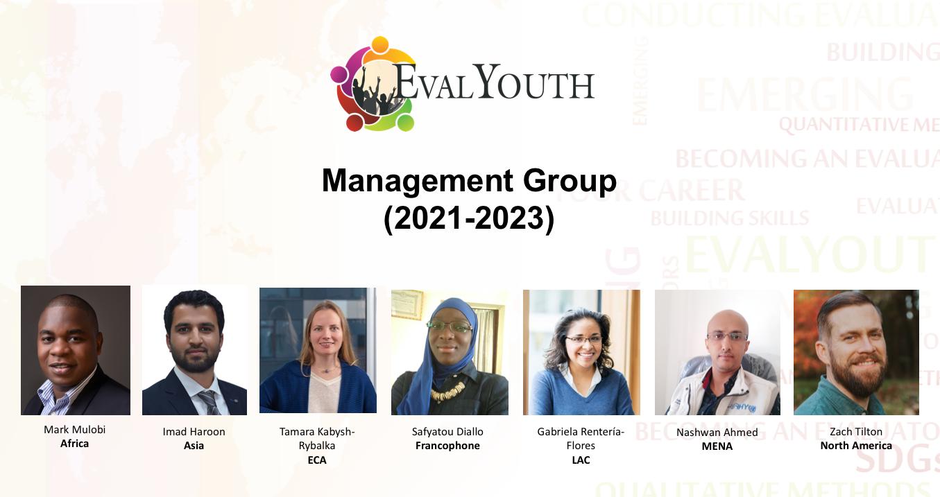Management Group (2021-2023)